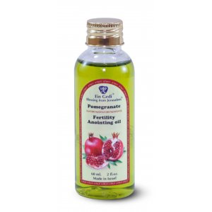 Ein Gedi Cosmetics Pomegranate Anointing Oil - 60 ml