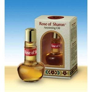 Anointing Oil Rose of Sharon 8 ml - Ein Gedi