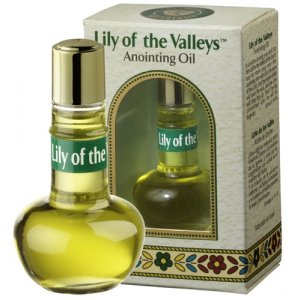 Anointing Oil Lily of the Valley 8 ml - Ein Gedi