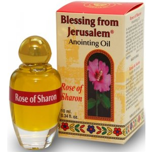 Rose of Sharon 9 ml Ein Gedi Anointing Oil