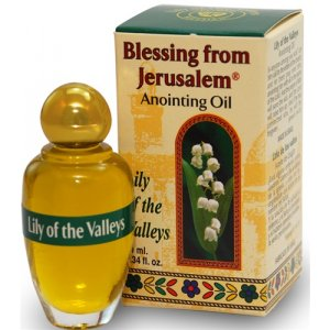 Lily of the Valley 10 ml Anointing Oil - Ein Gedi