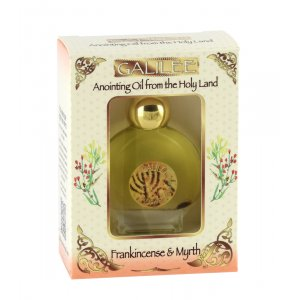 Galilee Anointing Oil 12 ml Frankincense and Myrrh
