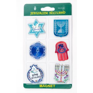 Six Pack of Holyland Magnets