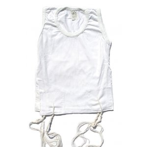 Children's Undershirt with Tzitzit Attached