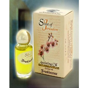 Frankincense 9 ml Scent of Jerusalem Anointing Oil