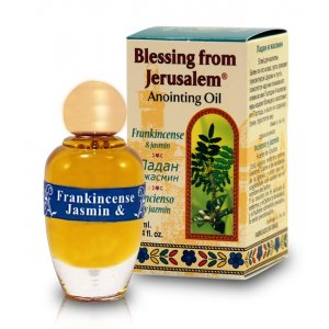 Ein Gedi Frankincense and Jasmine 10 ml Anointing Oil