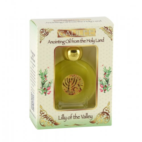 Galilee Anointing Oil 12 ml Lily of the Valley