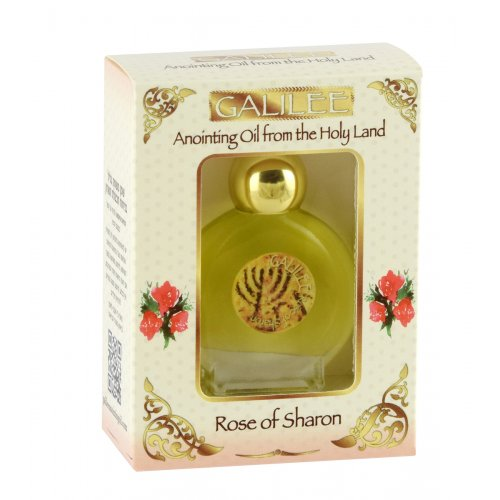 Galilee Anointing Oil 12 ml Rose of Sharon